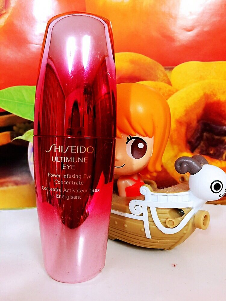 SHISEIDO 資生堂 紅妍肌活潤眼修護露 15ml百貨公司專櫃正貨無盒裝
