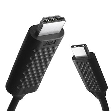 innowatt USB Type-C to HDMI 4K多媒體影音傳輸線 (270cm)