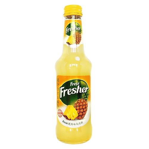 Fresa鳳梨味氣泡飲250ml【愛買】