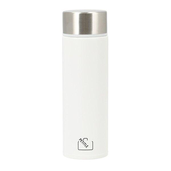 不鏽鋼保溫瓶 PETITLE WH 160ml NITORI宜得利家居