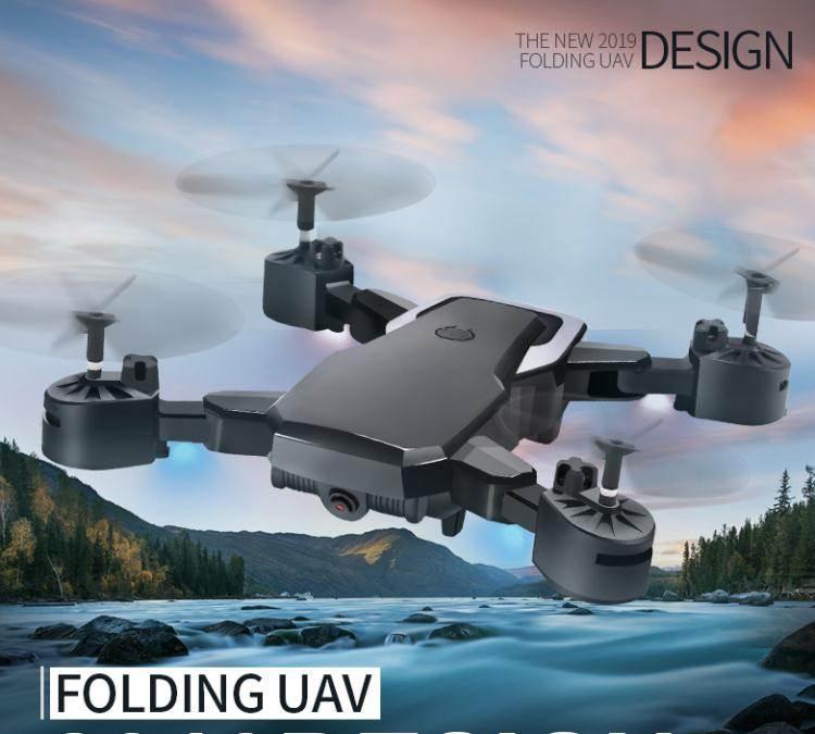 無人機遙控飛機無人機航拍4K高清專業小學生小型折疊四軸飛行器兒童玩具JD 新品來襲
