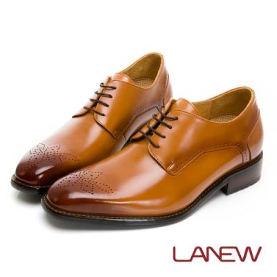 LA NEW Q Lite 內增高紳士鞋(男225038500)