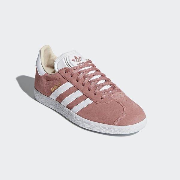 Adidas Originals Gazelle W [CQ2186] 女鞋 休閒 經典 復古 簡約 百搭 愛迪達 粉紅