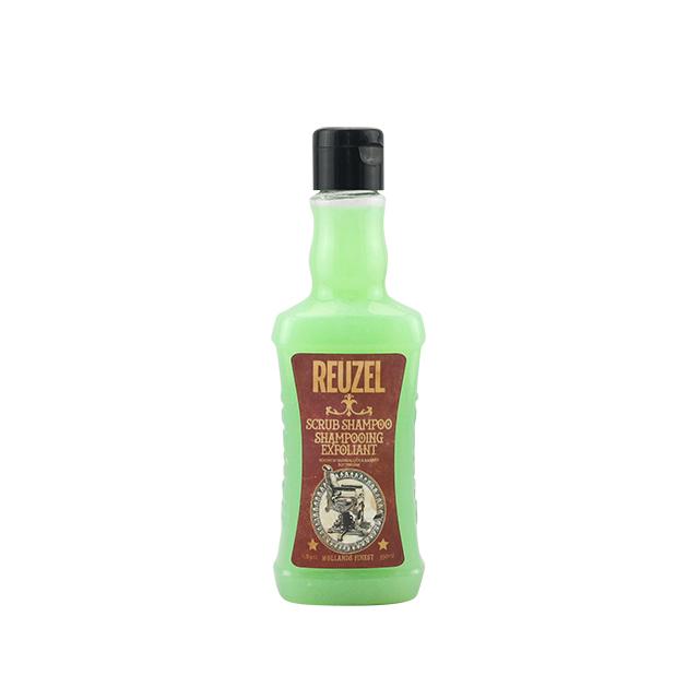 Reuzel 豬油 脫油去角質保濕髮浴350ml