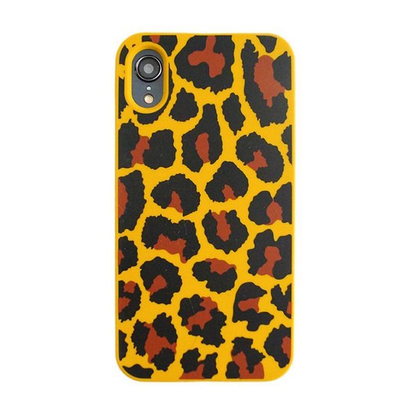 Simple系列 豹紋-IPhone XR