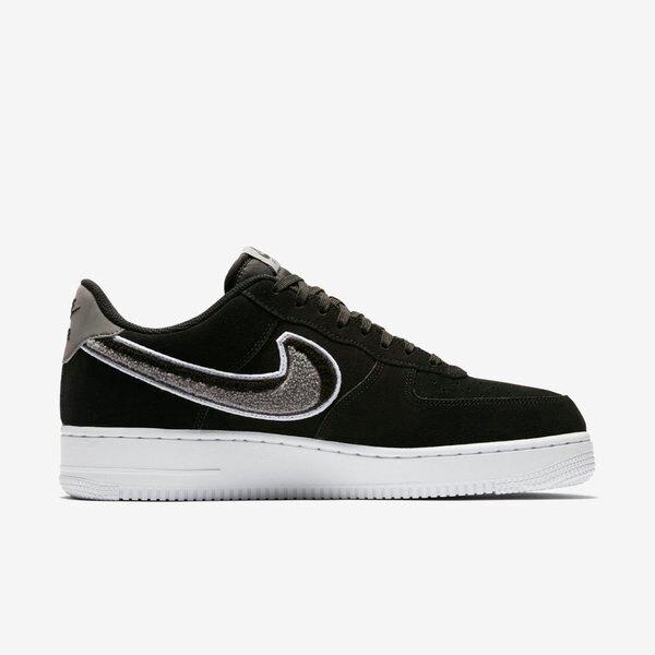 Nike Air Force 1 '07 LV8 [823511-014] 男鞋 運動 氣墊 避震 穿搭 情侶 黑灰
