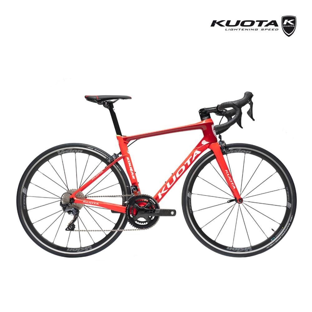 【KUOTA】KOUGAR DISC 專業競技款 碳纖維碟剎公路自行車