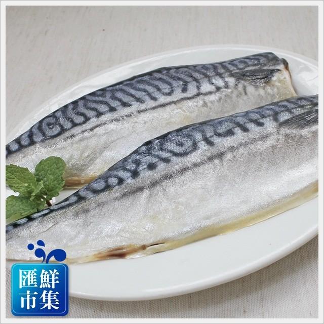 【海鮮嚴選】挪威薄鹽鯖魚片260g±10%/2片/包*10包,超值優惠組!