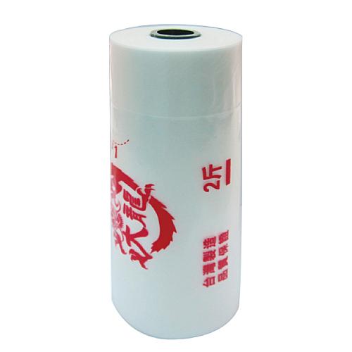 【奇奇文具】STAT 耐熱袋捲式2斤 透明