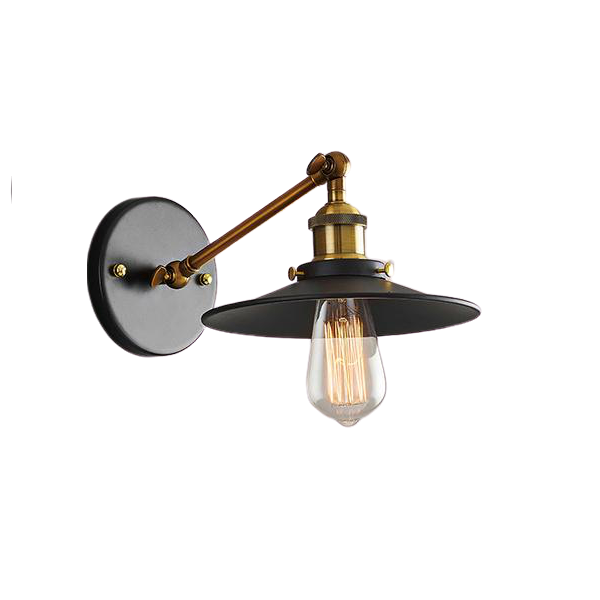 yphome工業風壁燈 4766