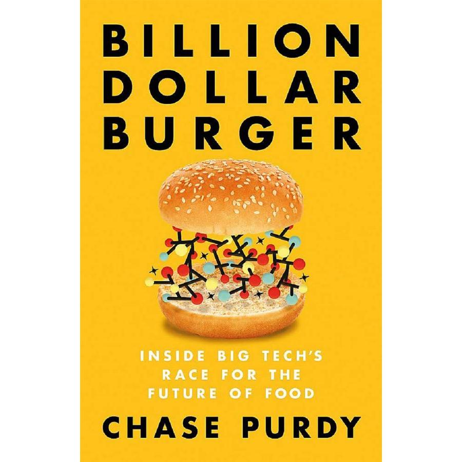 Billion Dollar Burger: Inside Big/Chase Purdy eslite誠品