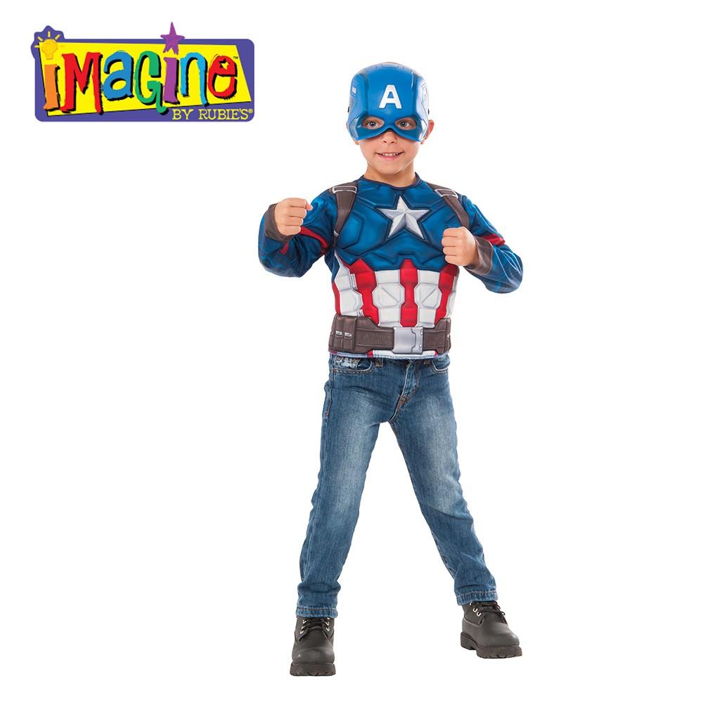 美國imagine 裝扮服飾 - 美國隊長
