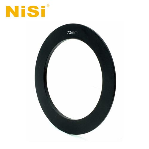 NISIKIWI 方形鏡片濾鏡轉接環72mm