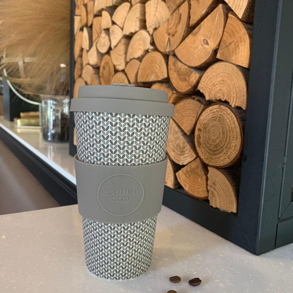 Ecoffee Cup|環保隨行杯16oz(稻穗棕)