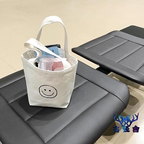 飯盒包手提包日式袋手腕包小布袋包遛彎包手袋便當包【古怪舍】