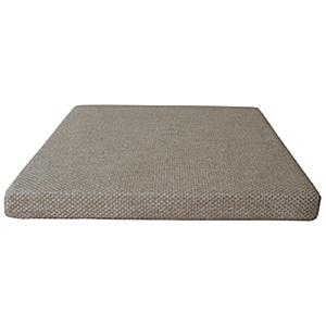 【宜欣居傢飾】編織格紋-精緻坐墊*6入*米-55*55*5cm
