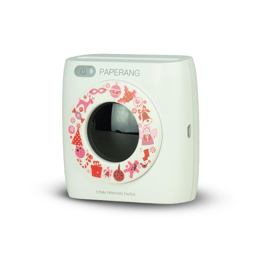 Paperang 二代P2喵喵機 口袋列印小精靈- 花樣年華 PAPERANG 喵喵機 相片 拍立得 熱感應 藍芽 藍牙