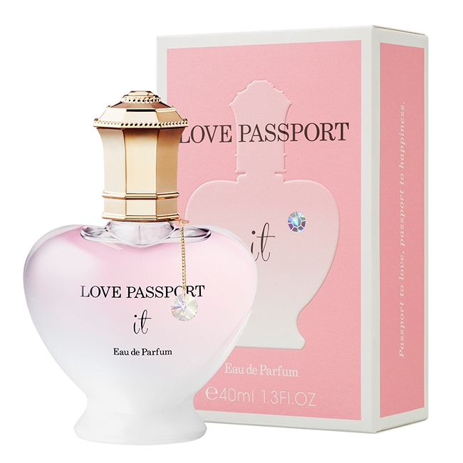 Love Passport 就是愛情淡香精40ml