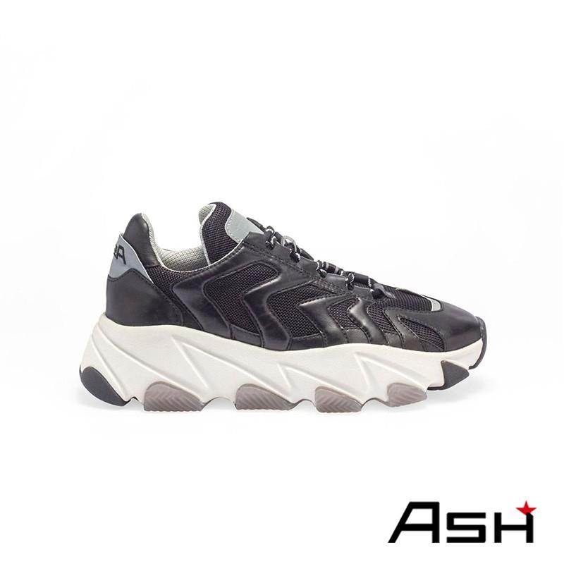 ASH EAGLE 時尚潮流增高老爹鞋 黑色