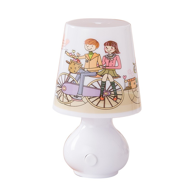 led插電小夜燈遙控可調光臺燈臥室床頭插座定時夜光節能嬰兒喂奶