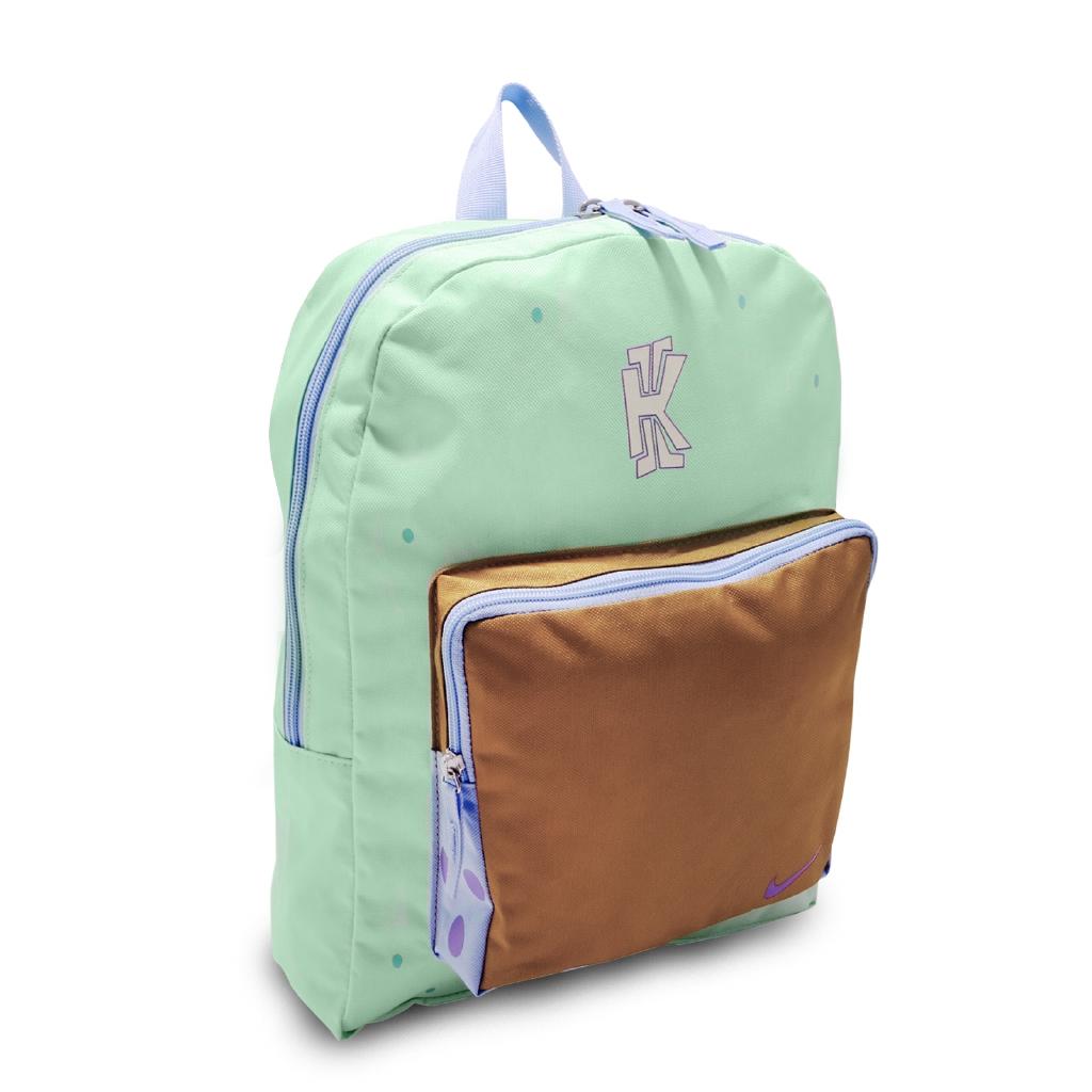 Nike 後背包 Kyrie Irving Backpack 章魚哥 藍 咖啡 包包 【ACS】 CN2219-310