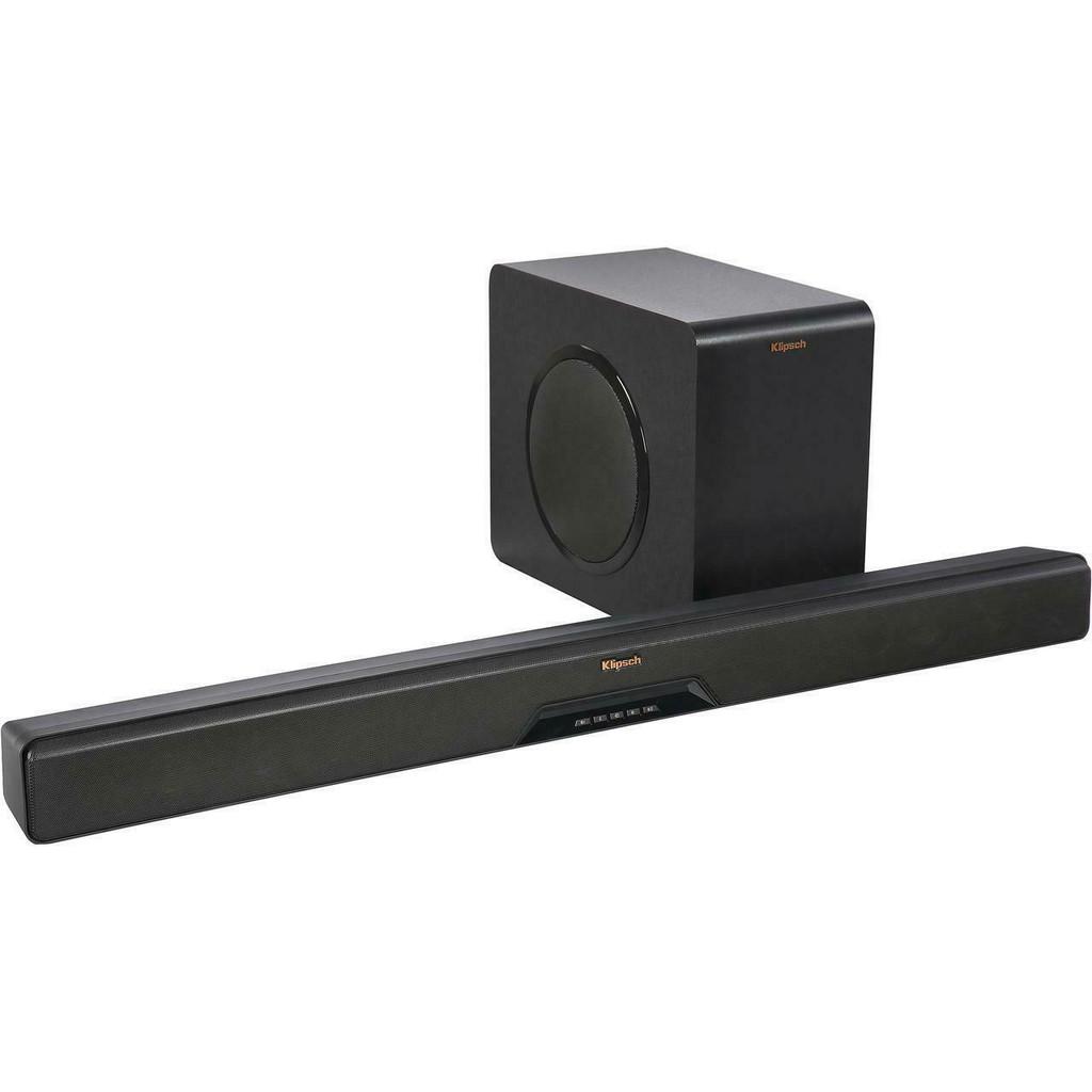 【展示福利品】Klipsch 古力奇 RSB-11 藍芽聲霸soundbar劇院組 2.1聲道超低音 公司貨