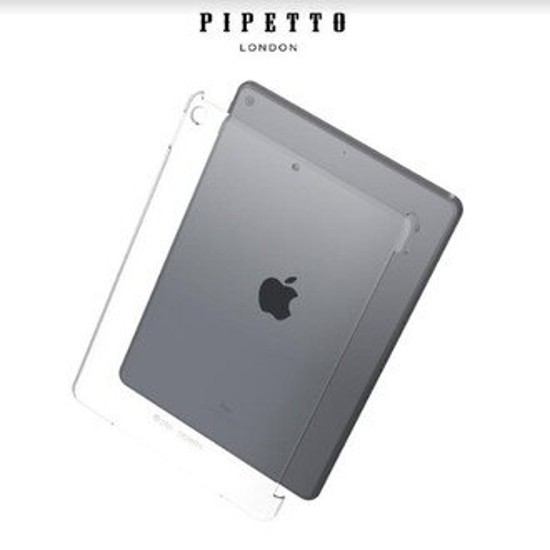 PIPETTO Protective Shell iPad 10.2吋 透明背蓋