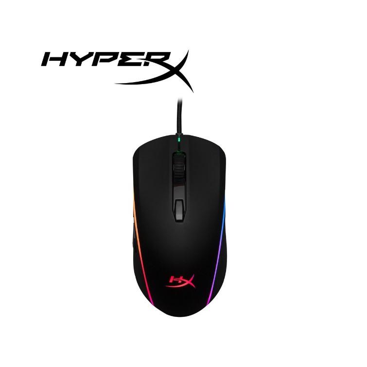 【速出送贈品】金士頓 HyperX Pulsefire Surge (HX-MC002B) RGB電競有線滑鼠 全新現貨