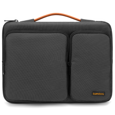 Tomtoc 美式簡約,黑 適用13吋新款蘋果筆電