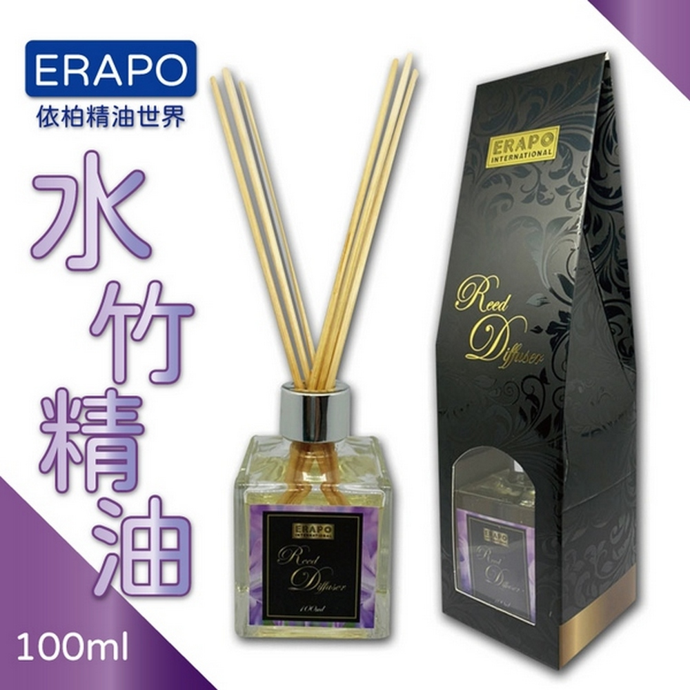 【ERAPO依柏】水竹精油(100ml)-白玫瑰