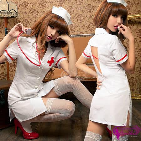 【Sexy Cynthia】愛的照護!三件式護士角色扮演服