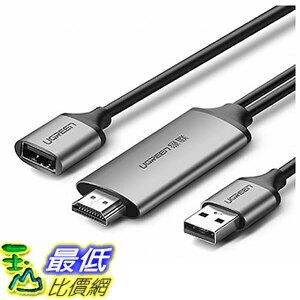 [9玉山最低比價網] UGREEN 綠聯 CM151 手機平板同步HDMI輸出轉換器 50291