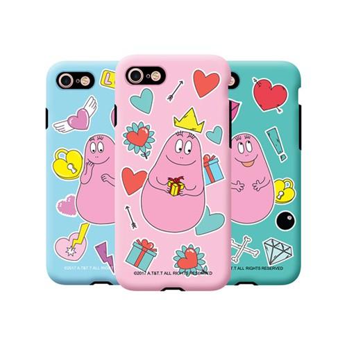 韓國 泡泡先生 手機殼│雙層殼│iPhone 6S 7 8 Plus S8+│z7906