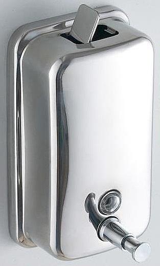 304不鏽鋼給皂機-1000ML~NO135沐浴乳盒 洗髮乳盒 給皂器 給皂機 皂液器 皂液盒《八八八e網購
