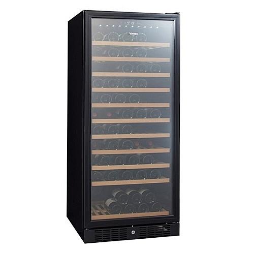 【得意家電】VINTEC VWS121SCA-X 單門單溫酒櫃 (獨立式亦可崁入式設計) ※熱線07-7428010