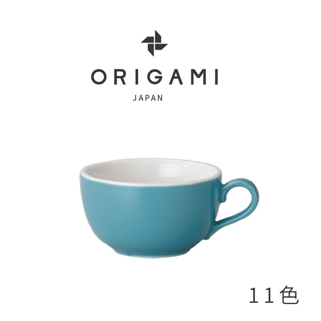 ORIGAMI 摺紙咖啡 | 日本 摺紙咖啡陶瓷 拿鐵碗 250ml 純色11色/霧色5色 缺貨品項 2月中到貨