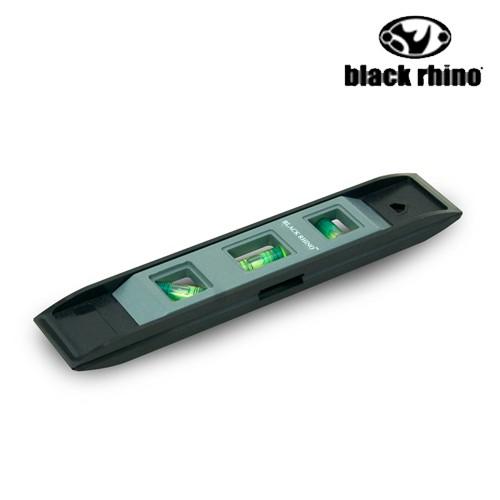 【美國黑犀牛Black Rhino】專業手工具 台灣製造 TORPEDO LEVEL 水平儀 #053