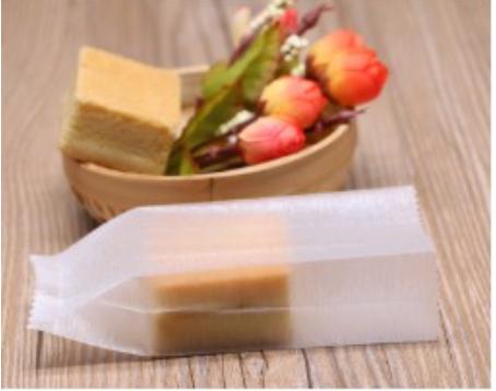 金色長方形鳳梨酥棉紙包裝袋/鳳梨酥袋/土鳳梨酥袋/棉紙袋/機封袋/中秋節鳳梨酥/餅乾袋