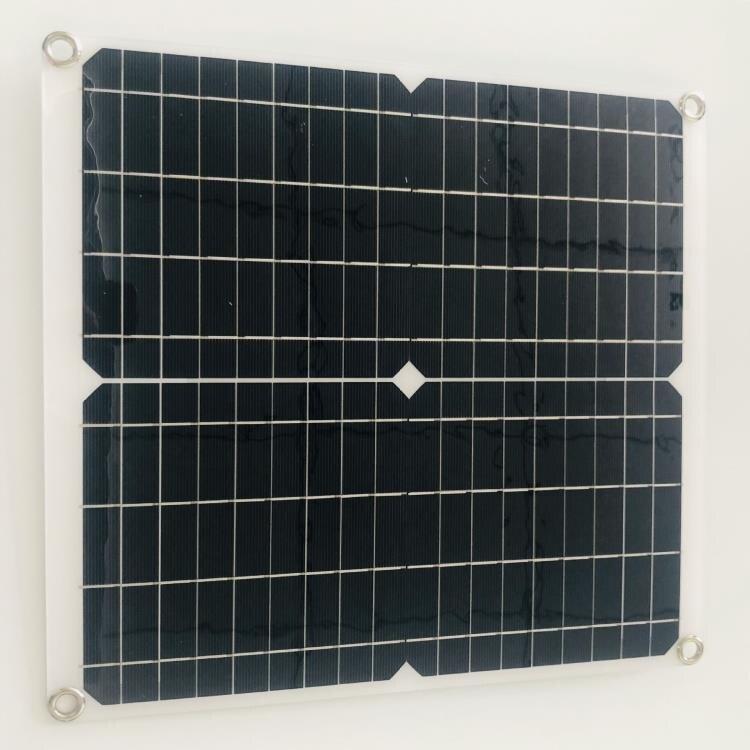 太陽能板太陽能電源太陽能發電單晶太陽能板 單晶12V20W 戶外充電板 概念3C