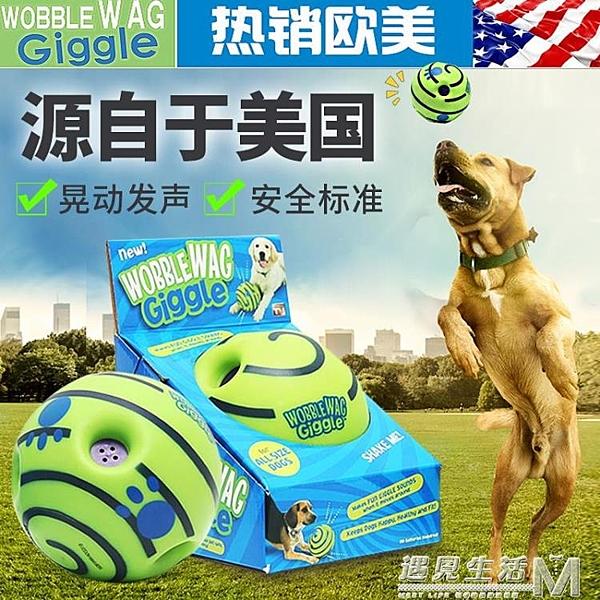 狗狗玩具耐咬大型犬磨牙幼犬泰迪金毛法斗幼狗發聲玩具球寵物用品 聖誕節全館免運