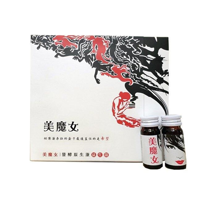 【釀美舖】美魔女發酵原生液益生菌10盒 電電購 三立