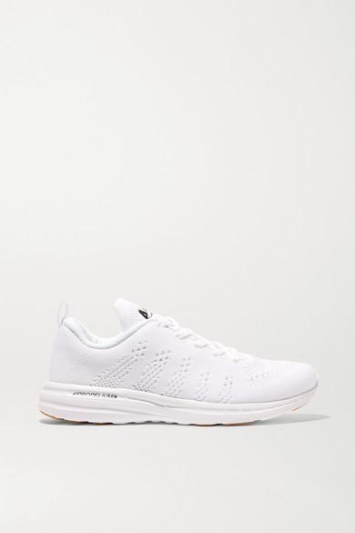 APL Athletic Propulsion Labs - Techloom Pro 网眼运动鞋 - 白色 - US5