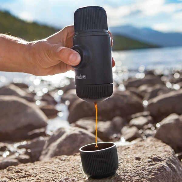 WACACO Naropresso便攜 隨身 手壓咖啡機 贈專用外出袋『93 coffee wholesale』