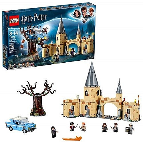 LEGO 樂高 Harry Potter and The Chamber of Secrets Hogwarts Whomping Willow 75953 Building Kit (753 Pie