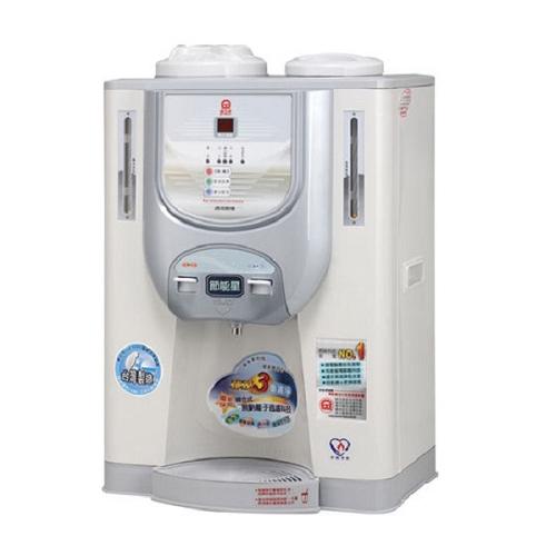 晶工牌 溫熱全自動開飲機10.2L/JD-5301[大買家]