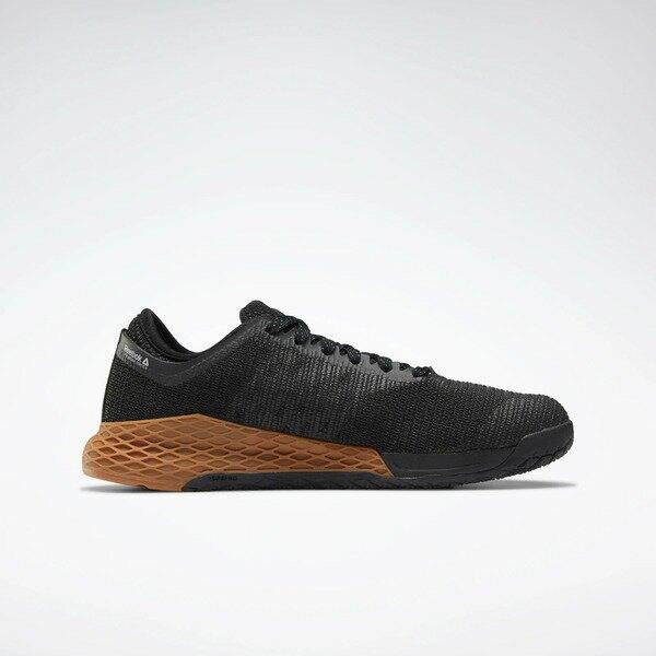 Reebok Nano 9 [EG4422] 男鞋 多功能 訓練 運動 慢跑 舒適 輕巧 靈活 緩衝 機動 柔軟 黑 灰