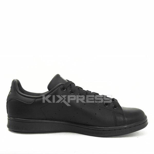 Adidas Stan Smith [M20327] 男鞋 女鞋 運動 休閒 網球 復古 經典 潮流 愛迪達 黑