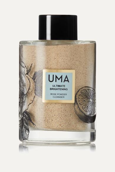 UMA Oils - 【net Sustain】皓颜玫瑰洁肤粉,113g - 无色 - one size