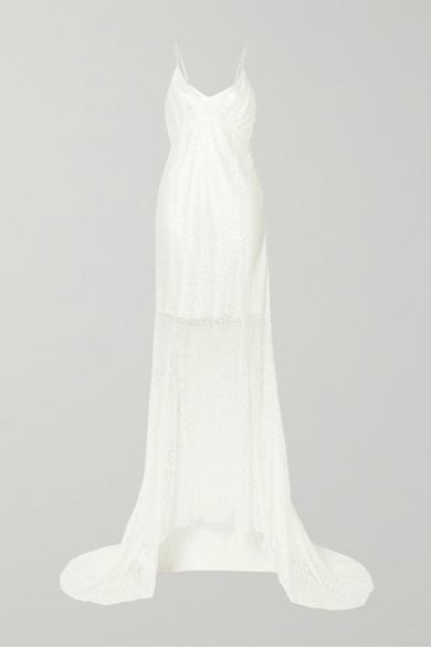 Les Rêveries - 蕾丝礼服 - 象牙色 - US2