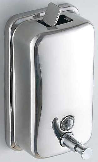 304不鏽鋼給皂機-500ML~NO135沐浴乳盒 洗髮乳盒 給皂器 給皂機 皂液器 皂液盒《八八八e網購